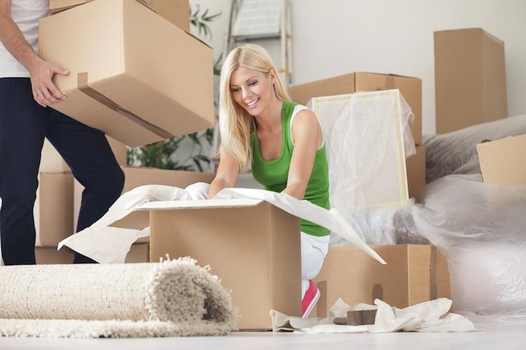 préparer ses cartons de déménagement