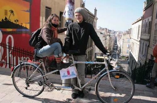 Déménager à vélo à Marseille