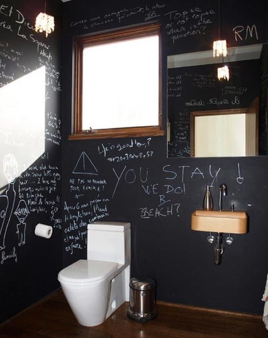 8 idées de déco toilettes
