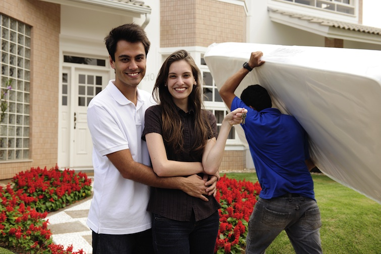 Emménager en couple