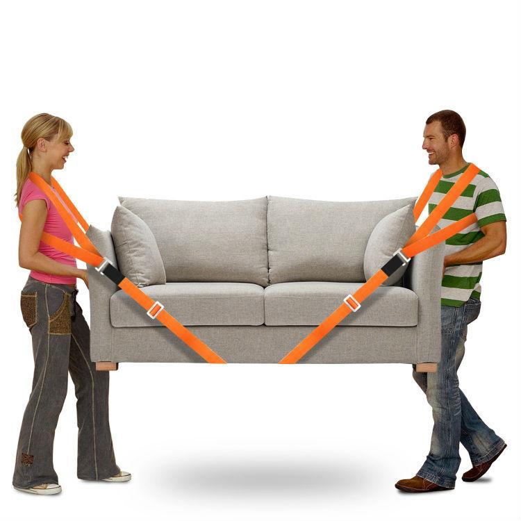 MOVERIA - Sangles de déménagement pour meubles et piano