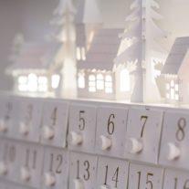 calendriers de l'avent 2017