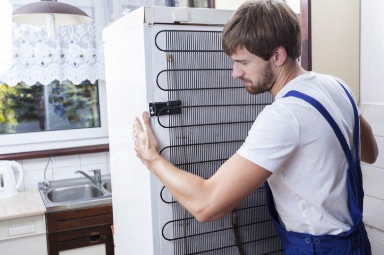 Demenager Réfrigérateur congélateur